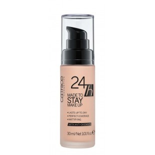 Catrice 24h Made To Stay Make Up / Тональная основа