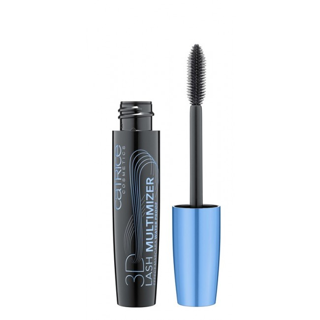 Catrice 3D Lash Multimizer Effect Mascara Waterproof Тушь для ресниц водостойкая
