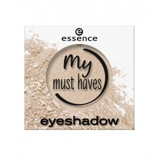 Essence My must haves eyeshadow  Тени для век