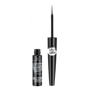 Essence Superlast eyeliner deep black  Подводка для глаз