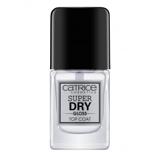 Catrice Super Dry Gloss Top Coat Сушка для лака