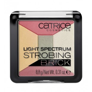 Catrice Light Spectrum Strobing Brick Хайлайтер