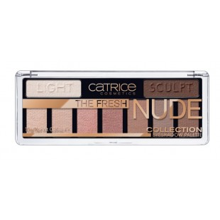 Catrice The Fresh Nude Collection Eyeshadow Palette  Палетка теней