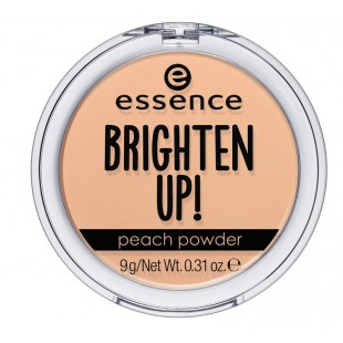 Essence Brighten up! peach powder Пудра для лица